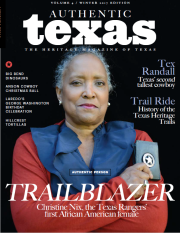 Authentic Texas Winter issue
