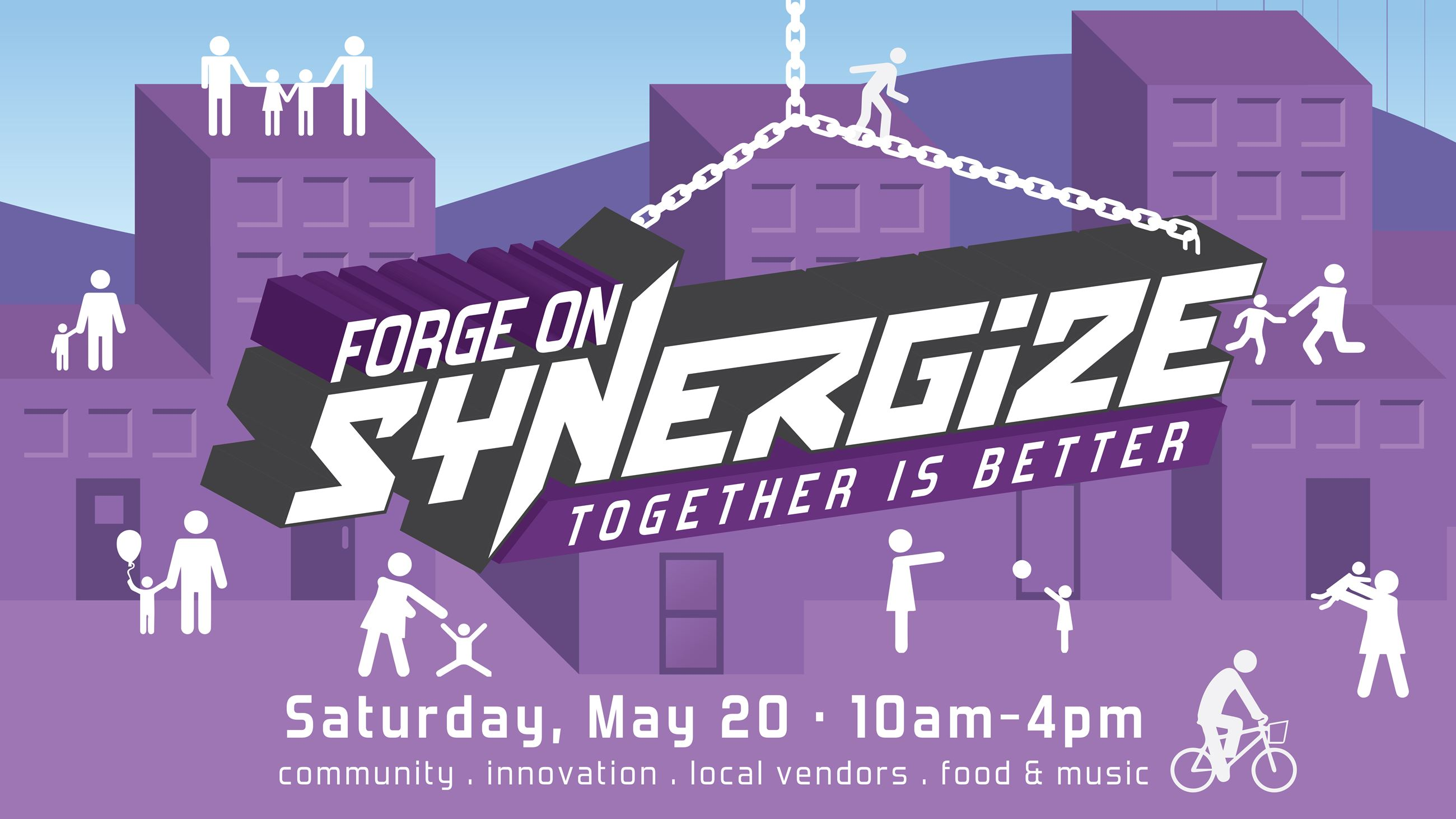 forge on synergize