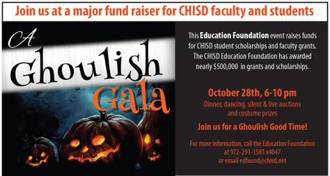 CHEF A Ghoulish Gala