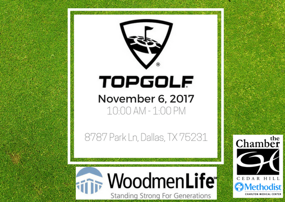 17 chamber topgolf outing