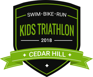 Cedar Hill Kids Triathlon 2018