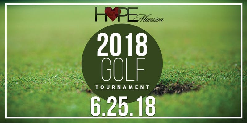 Hope Mansion 2018 Golf Tournament