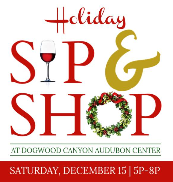 Holiday Sip and Shop 2018