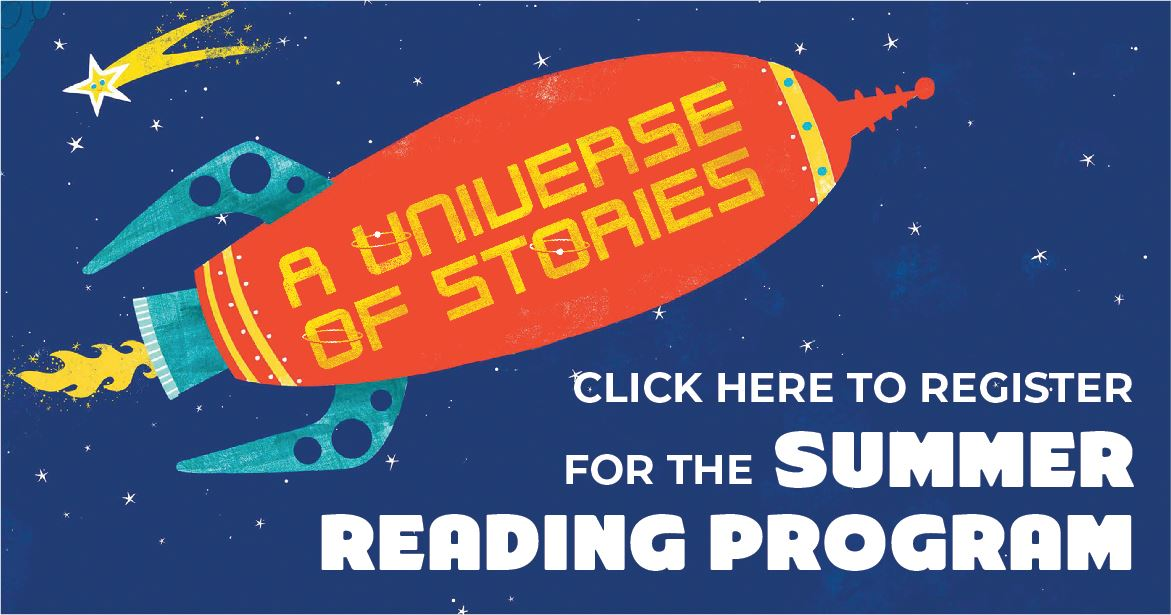 Register for the Summer Reading Program