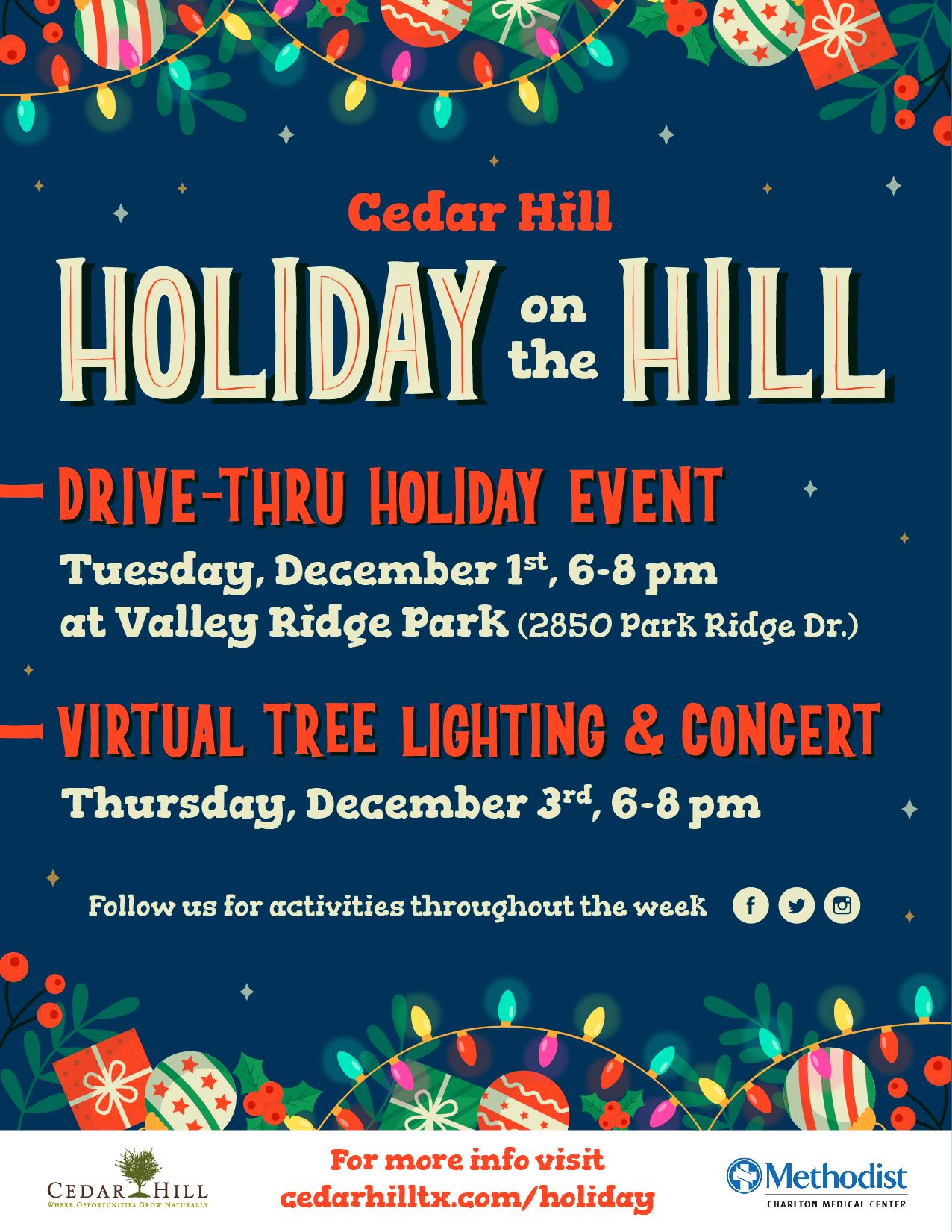 2020 Holiday on the Hill