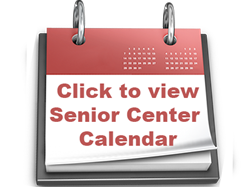 View Senior Center Calendar (PDF) Opens in new window