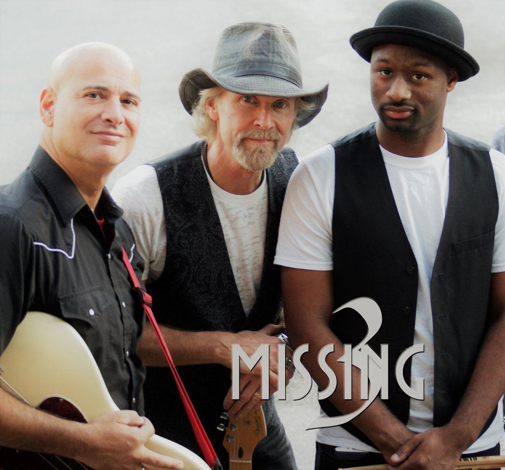 Missing 3 Band Photo Opens in new window
