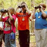 R1s Birdwatching in Dogwood Canyon
